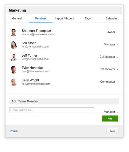 G Suite Integrated Task Management | GQueues